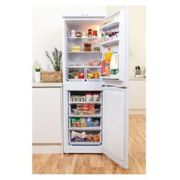 Indesit IBD5517W Fridge Freezer in White 1 74m W55cm A Rated
