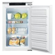 Indesit INF901EAA 55cm Built In Integrated Freezer 0 87m 100L F Rated