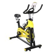 Indoor Adjustable Exercise Bike Gym Training Cycle Fitness Workout
