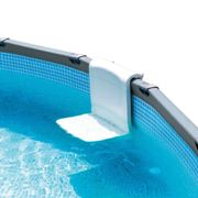Intex Pool Bench PVC Swimming Pool Spa Accessory Foldable Relax Seat Chair