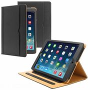 iPad Air 2 Luxury Smart Case Cover - Black