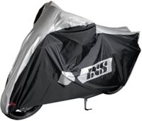 IXS Outdoor Bike Cover, silver, size 2XL