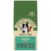 James Wellbeloved Duck & Rice Adult Dog Food 2kg