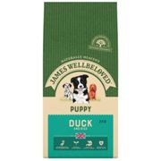 James Wellbeloved Duck and Rice Puppy Food - Dry - 2kg Bag