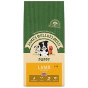 James Wellbeloved Lamb and Rice Puppy Food - Dry - 2kg Bag
