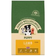 James Wellbeloved Lamb and Rice Puppy Food - Dry - 7.5kg Bag