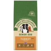 James Wellbeloved Turkey & Rice Senior Dog Food 2kg