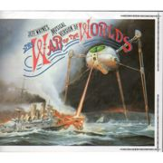 Jef Wayne's Musical Version of the War of the Worlds (CD) Special Edition