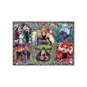 Jigsaw Puzzle - 1000 Pieces - Disney Witches