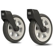 Joolz Day 2/Day 3 Terrain Wheels Silver