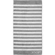 JOOP! Accessories Classic Stripes Silver bath towel 80 x 150 cm 1 Stk.