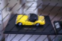 Jouef Triumph TR3A Yellow 1010 in 143