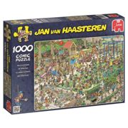 Jumbo Jan Van Haasteren 01599 -The Playground 1000 Piece Jigsaw Puzzle