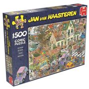 Jumbo Puzzle Jan Van Haasteren 01498 - The Storm Jigsaw Puzzle (1500 Pieces)