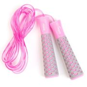 just be... Fitness Skipping Rope 89 - Pink