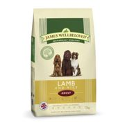 James Wellbeloved Lamb & Rice Adult Dog Food 7.5kg