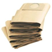 Karcher Paper Filter Dust Bags for MV & WD 3 Vacuum Cleaners Pack of 5