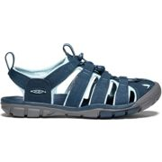 Keen W Clearwater CNX Navy - Blue Glow, Size EU 41 - Womens Sandals, Color Blue