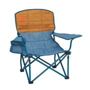 Kelty   Lowdown Chair   Camping Chair   Low Camp Chair, Blue Tapestry One Size