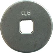 Kennedy 0.6-0.8Mm Feed Roll For L Ion/Tiger Mig
