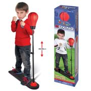 Kids Adjustable Boxing Free Standing Fitness Gift Punch Ball