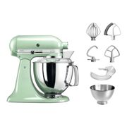 KitchenAid 5KSM175PSBPT Artisan Mixer in Pistachio