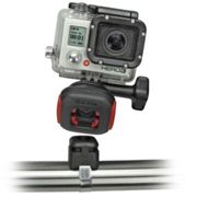 Klickfix Cam on GoPro Camera Mount - Black Black