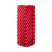 Klymit Insulated Static V Luxe Sleeping PAD Red, Size 193 cm - Unisex Self-inflating Mattresses, Color RED