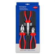 Knipex Three Piece Assembly Pack Plier Set 00 20 11