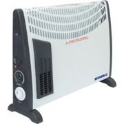 Kobe Convector Heater With Timer & 3 Heat Settings