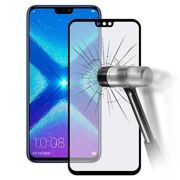 Ksix Extreme Huawei Honor 8X Tempered Glass Screen Protector - Black