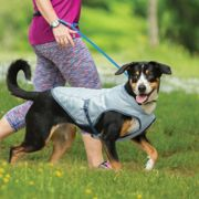 Kurgo Core Cooling Vest for Dogs - Icy Blue/Storm Blue - Medium