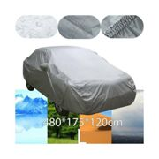 Large L Universal Heavy Duty Car Cover Cotton Lining Scr