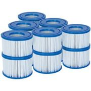 Lay Z Spa Filters Size VI (6 x Twin Pack (12 Filters))