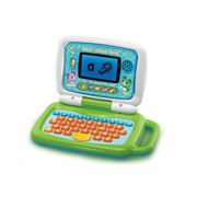 Leap Frog 2-in-1 LeapTop Touch Laptop?Learn Number, letters, Animal Facts?+2Yrs.