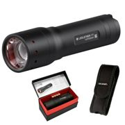 LED Lenser P7 Pro torch - 450 lumens new upgraded P7 - Gift boxed with holster