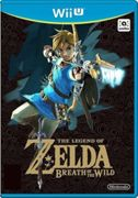 The Legend Of Zelda Breath Of The Wild Wii U Game shop4world.com