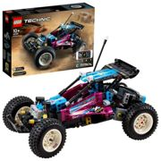 Lego Technic Off-Road Buggy App-Controlled Rc Set 42124 One Colour