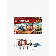 LEGO Ninjago 71703 Storm Fighter Battle