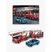 LEGO Technic Car Transporter - Truck and Show Cars 42098 , Construction Toys