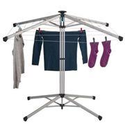Leifheit LinoPop-Up 140 Portable Airer