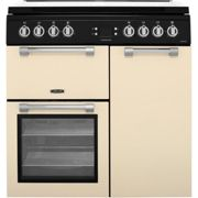 Leisure Chefmaster CC90F531C 90cm Dual Fuel Range Cooker - Cream - A/A/A Rated