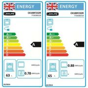 Leisure CK100F232R 100cm COOKMASTER Dual Fuel Range Cooker in Red