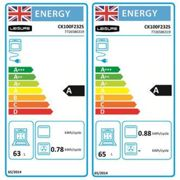Leisure CK100F232S Leisure Cookmaster Dual Fuel - Silver