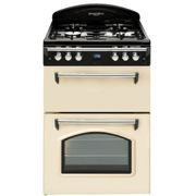Leisure Gourmet Range Style 60cm Gas Cooker Natural