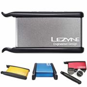 Lezyne Lever Patch Kit - Silver One Size
