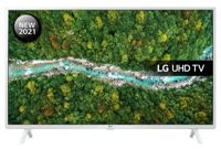 LG 43 Inch 43UP76906LE Smart 4K UHD LED HDR Freeview TV