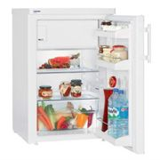 Liebherr T1414 50cm Undercounter Fridge with Icebox in White A Rated