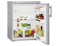 Liebherr TPesf1714 Silver 60cm Undercounter Fridge with 4* Icebox