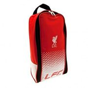 Liverpool FC Official Football Fade Design Bootbag (One Size) (Red/White)